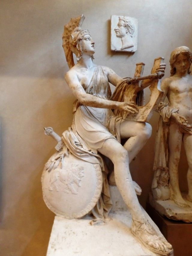 Bartolini sculpture