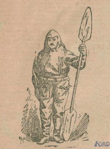Capt. Paul Boyton