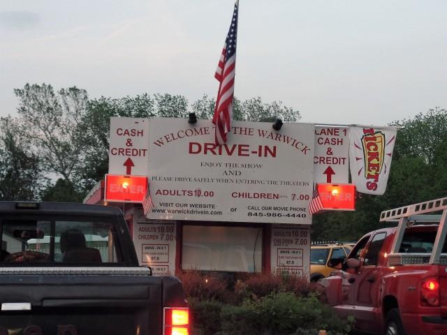 Warwick Drive-In