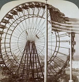 The Great Wheel in St. Louis