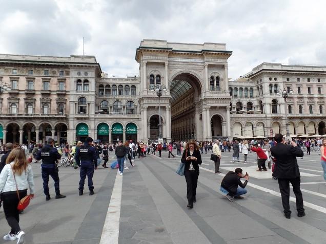 Arch de Vittorio Emmanuelle