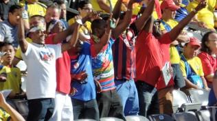 Haiti fans