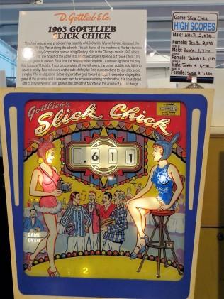 Slick chick