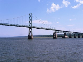 Quebec City bridge