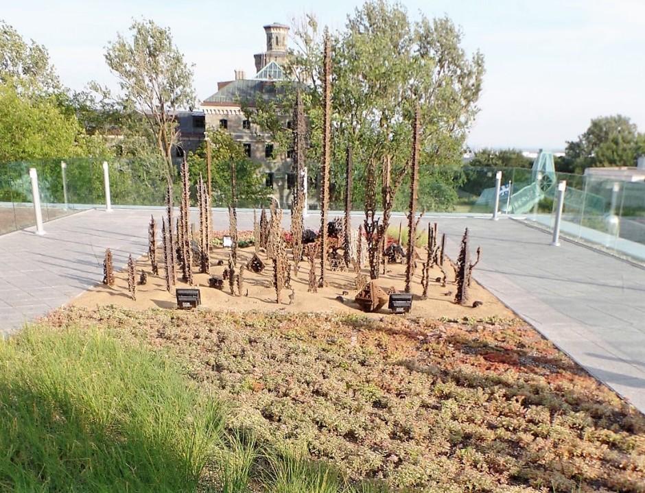 The Sculptor's Garden, Patrick Coutu