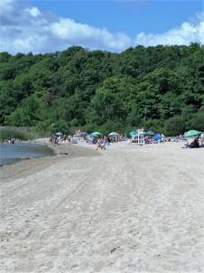 Wawayanda Lake beach