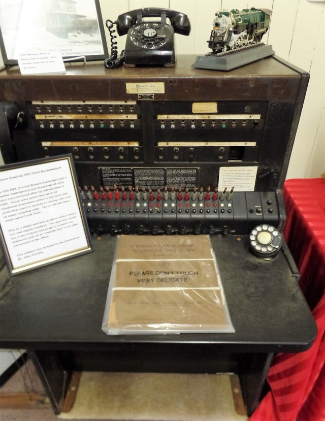 Western Electric switchboard