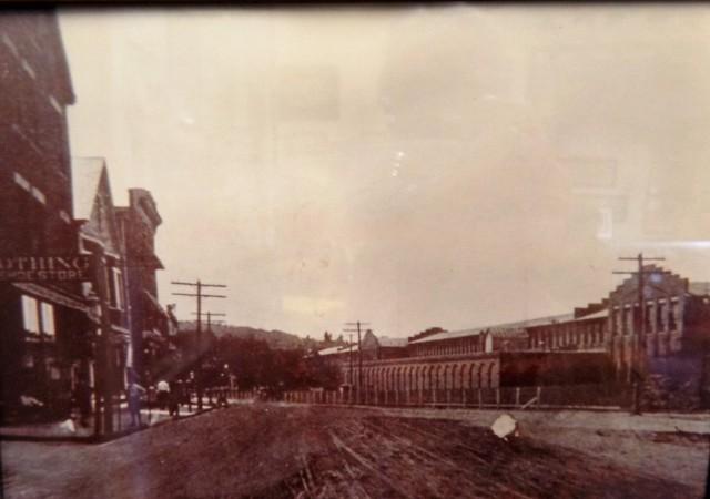 Butler rubber plants c. 1900