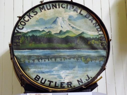 Butler Museum drum