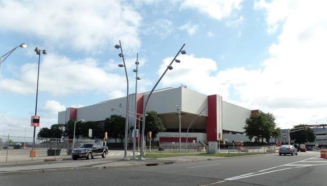 Izod Arena