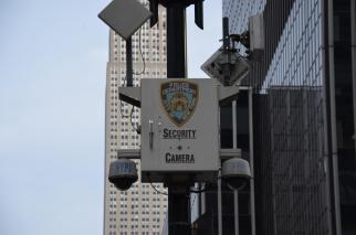 NYC police camera
