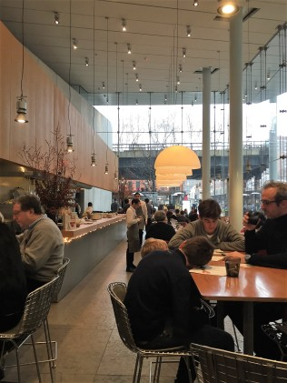 The Whitney Museum restaurant