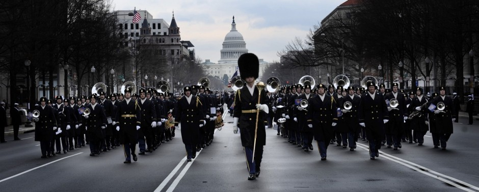 Army marching band