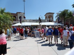 Phillies Spring Training home