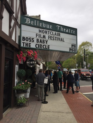 Montclair Film Festival theater