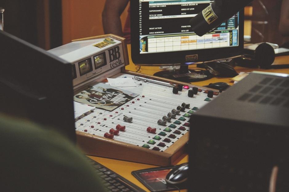 radio soundboard