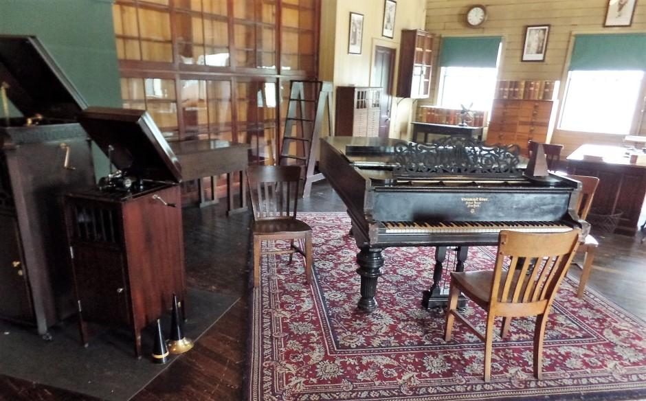 Edison recording studio