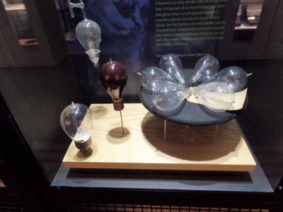 Edison light bulbs