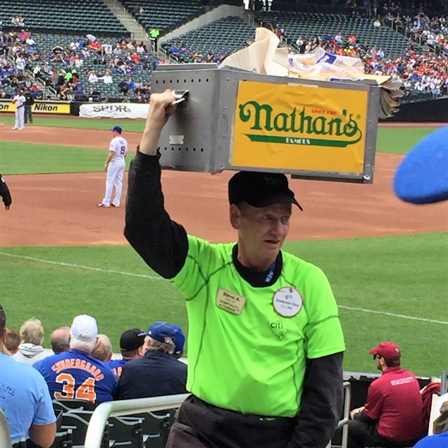 Citi Field vendor