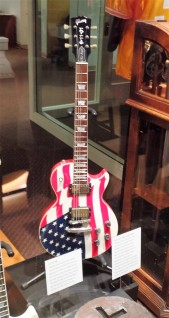 Charlie Daniels guitar