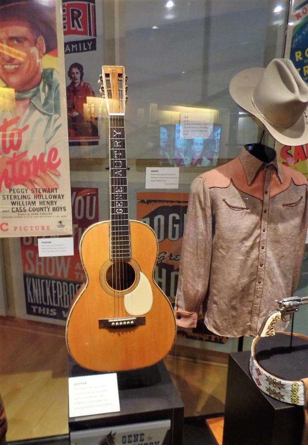 Gene Autry guitar