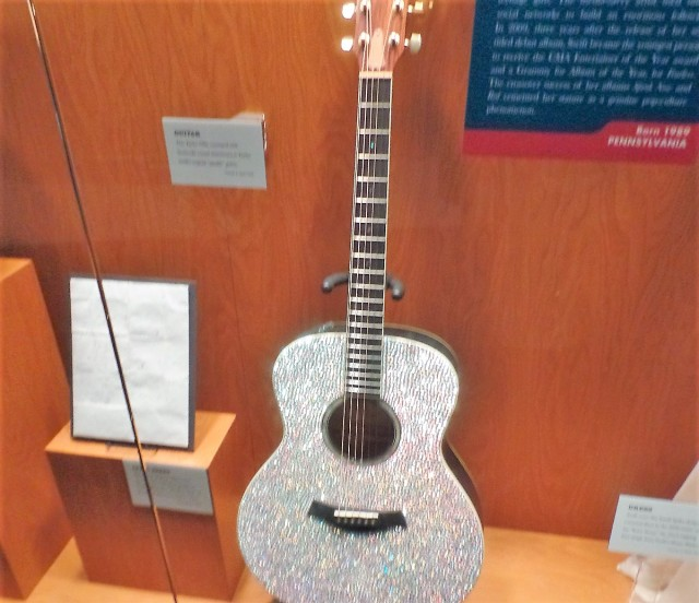 Taylor Swift's guitar