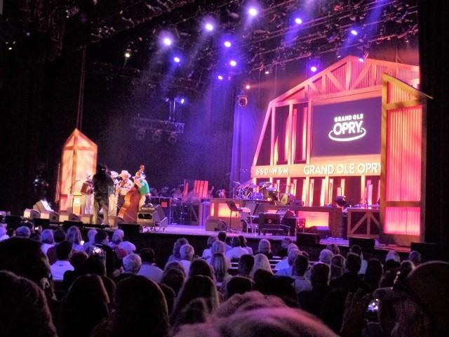 Nashville's Grand Ole Opry