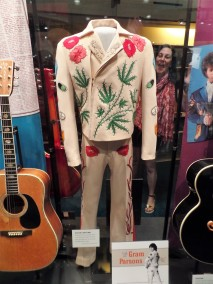 Gram Parsons stage wear