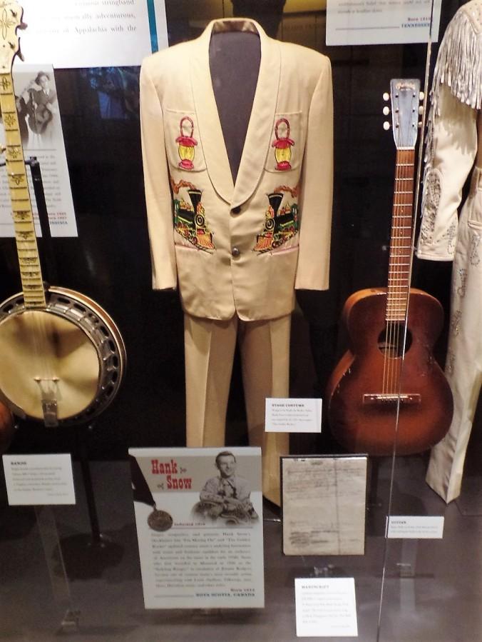 Hank Snow suit