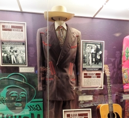 Hank Williams suit
