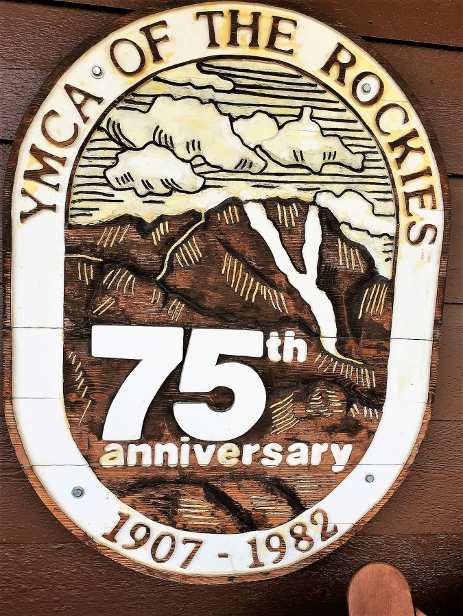 Plaque from 75th anniversary
