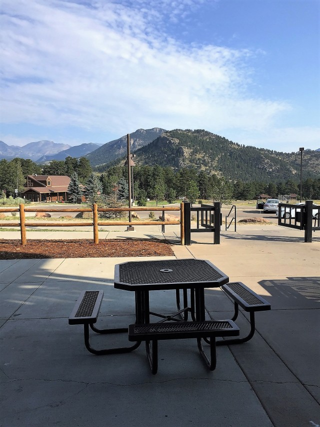 YMCA Estes Park grounds