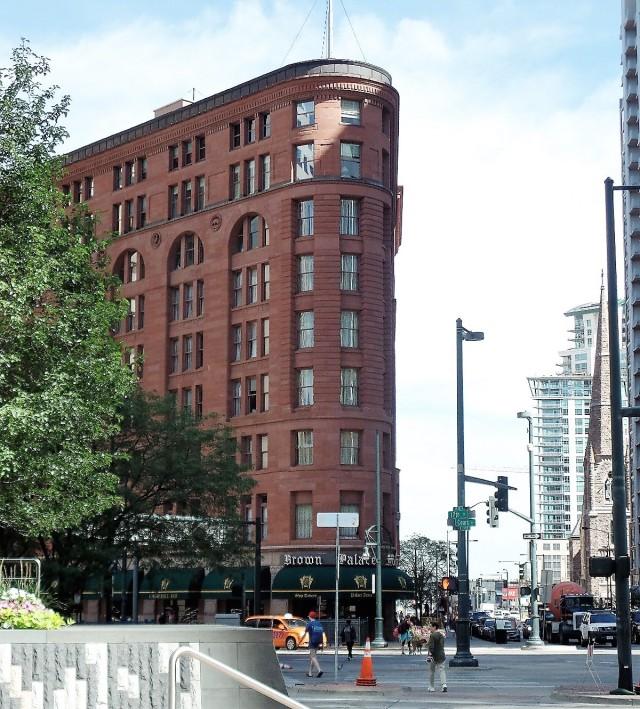 Historic Denver hotel