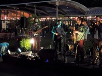 live music at NYBG