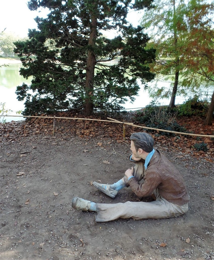 Seward Johnson sculpture