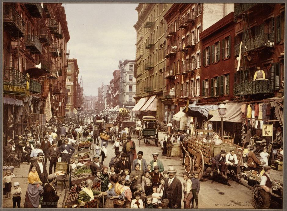New York City 1920