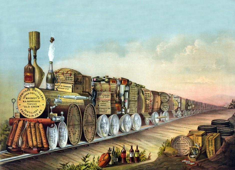 Booze train