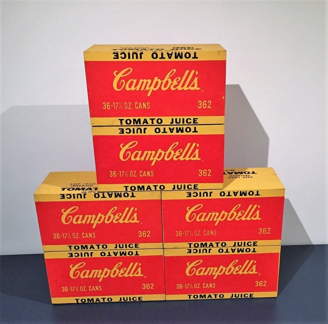 Warhol at Newark Museum