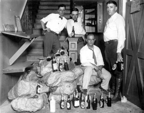 Prohibition drinkers