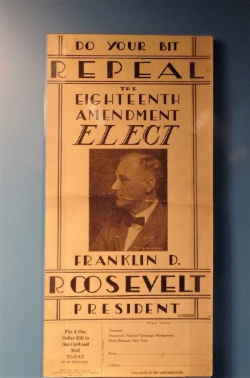 1932 election poster