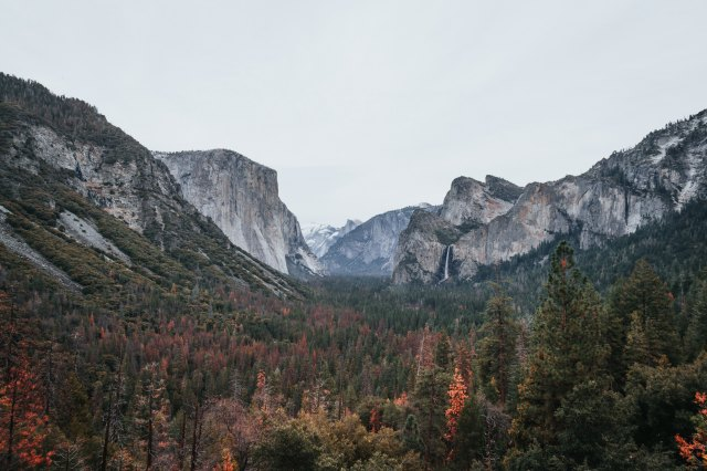 Pirrkle image of Yosemite