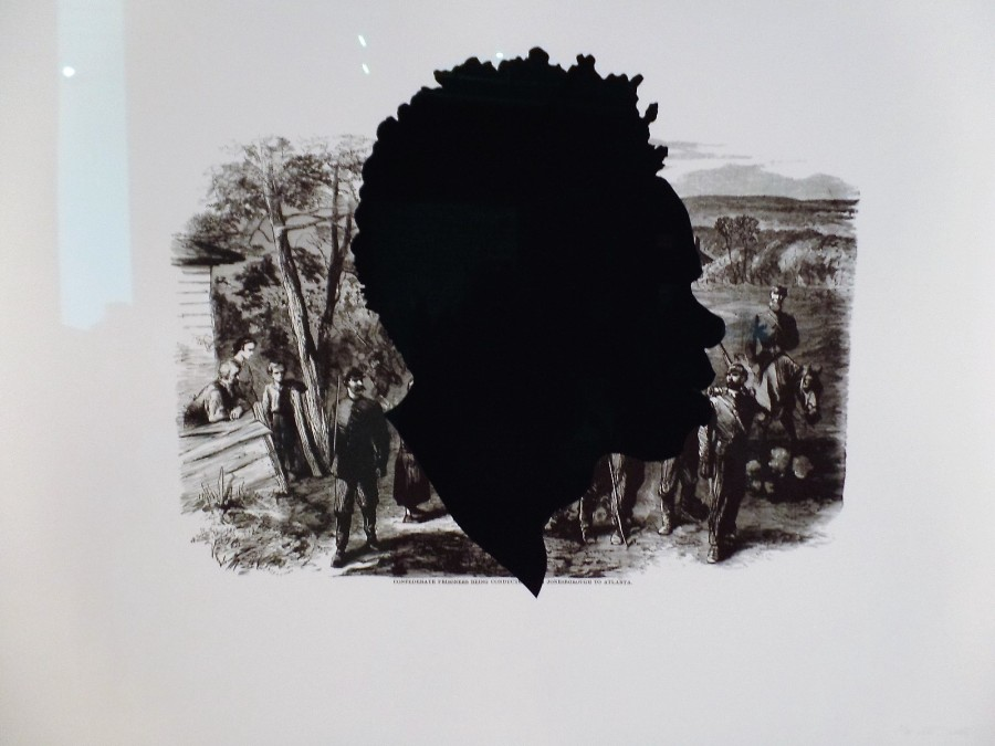 Kara Walker print