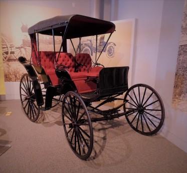 1890 Studebaker Carraige
