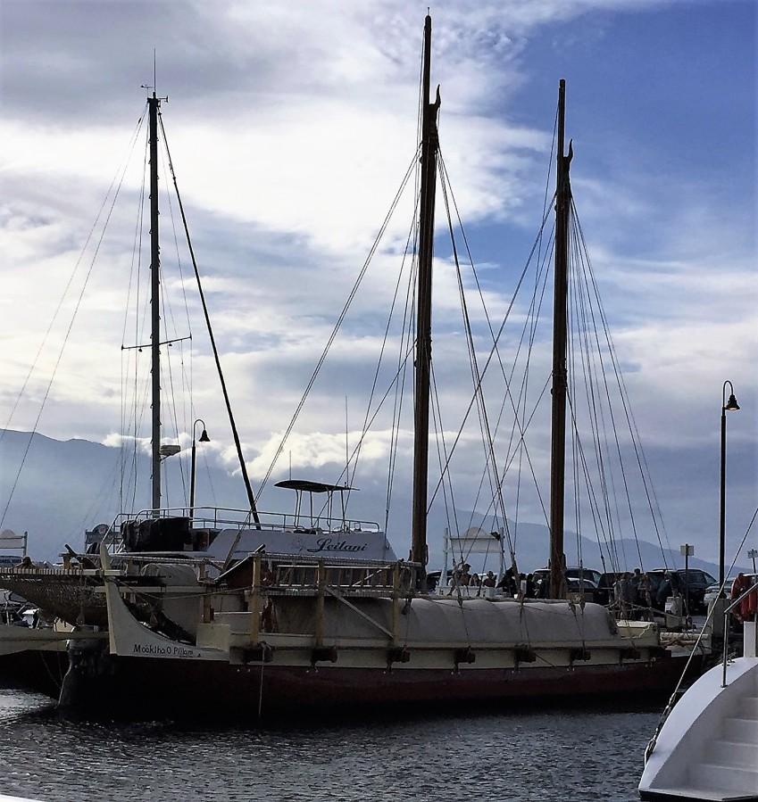 Maui boat