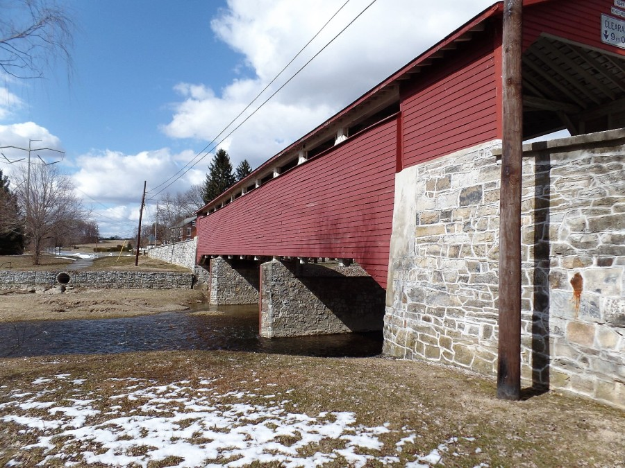 Wehr's Covered Bridge