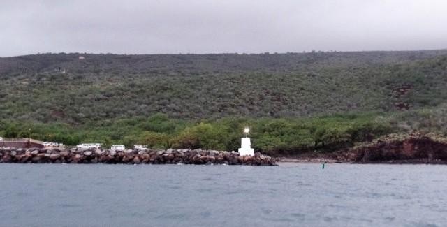 Lanai harbor
