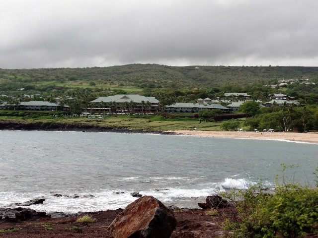 The Four Seasons, Lanai