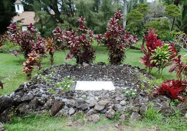 Lindbergh's grave