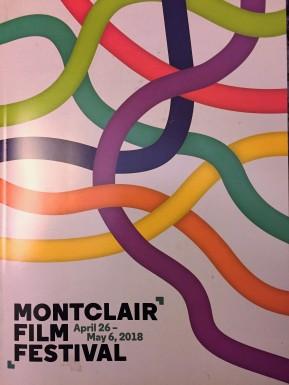 Program cover for film festival