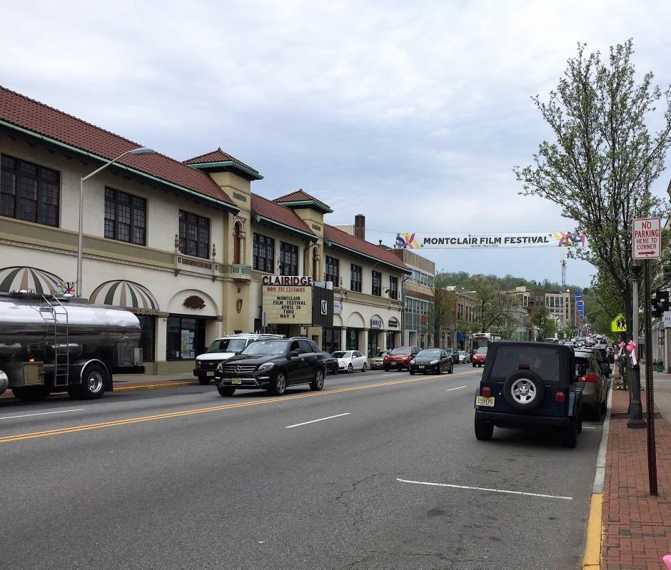 Bloomfield Ave., Montclair